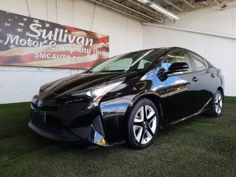 2016 Toyota Prius for sale at SULLIVAN MOTOR COMPANY INC. in Mesa AZ