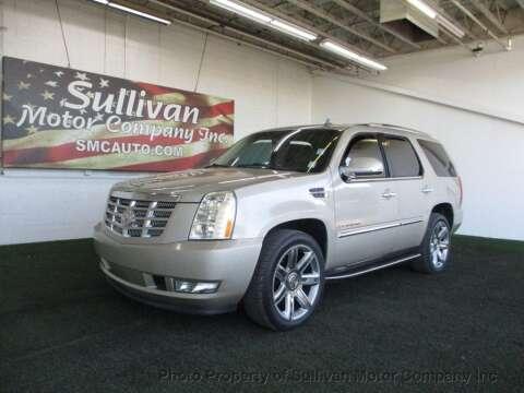 2009 Cadillac Escalade for sale at SULLIVAN MOTOR COMPANY INC. in Mesa AZ