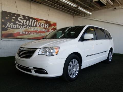 2013 Chrysler Town and Country for sale at SULLIVAN MOTOR COMPANY INC. in Mesa AZ