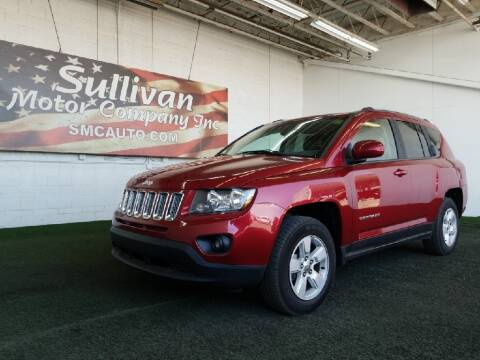 2017 Jeep Compass for sale at SULLIVAN MOTOR COMPANY INC. in Mesa AZ