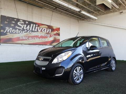 2015 Chevrolet Spark EV for sale at SULLIVAN MOTOR COMPANY INC. in Mesa AZ