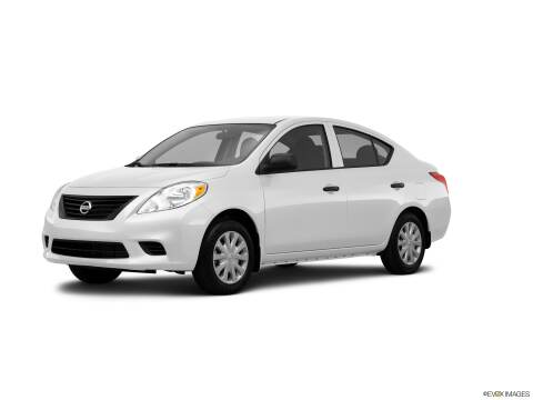2014 Nissan Versa for sale at SULLIVAN MOTOR COMPANY INC. in Mesa AZ