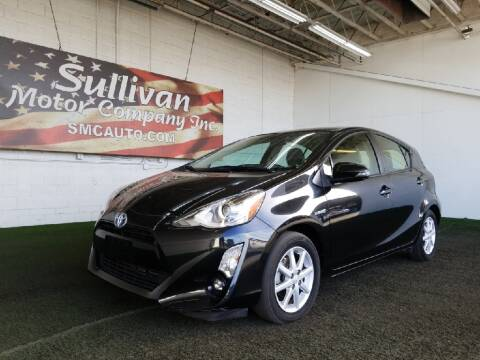 2015 Toyota Prius c for sale at SULLIVAN MOTOR COMPANY INC. in Mesa AZ