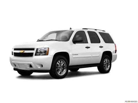 2009 Chevrolet Tahoe for sale at SULLIVAN MOTOR COMPANY INC. in Mesa AZ