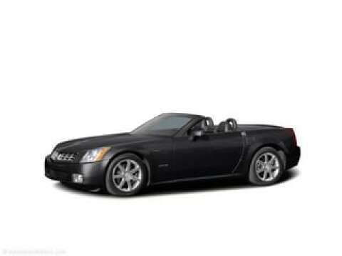 2005 Cadillac XLR for sale at SULLIVAN MOTOR COMPANY INC. in Mesa AZ
