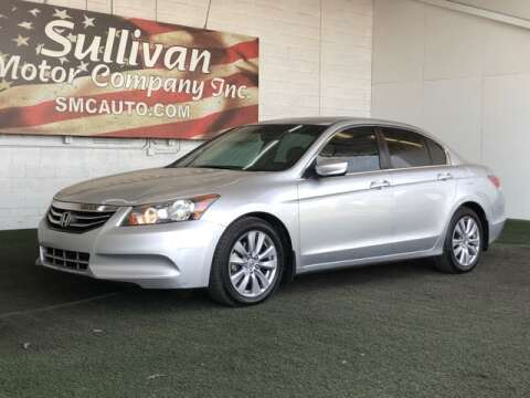 2012 Honda Accord for sale at SULLIVAN MOTOR COMPANY INC. in Mesa AZ