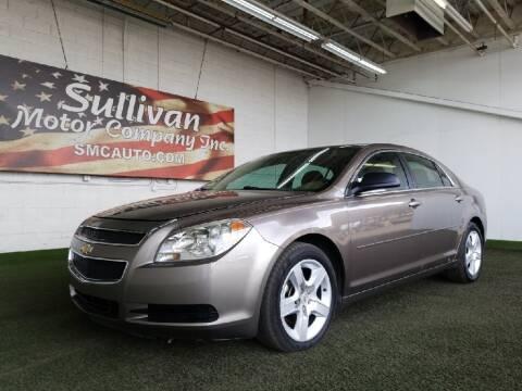 2012 Chevrolet Malibu for sale at SULLIVAN MOTOR COMPANY INC. in Mesa AZ