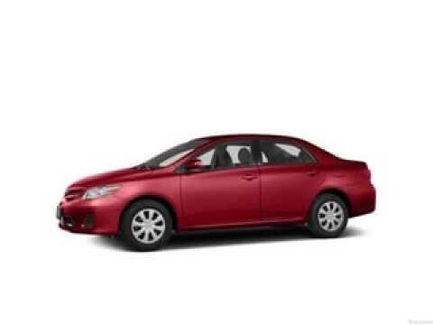 2013 Toyota Corolla for sale at SULLIVAN MOTOR COMPANY INC. in Mesa AZ
