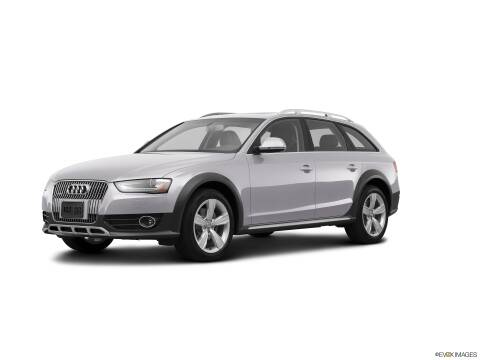2013 Audi Allroad for sale at SULLIVAN MOTOR COMPANY INC. in Mesa AZ