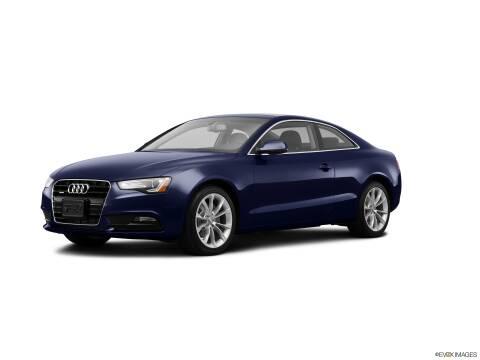 2013 Audi A5 for sale at SULLIVAN MOTOR COMPANY INC. in Mesa AZ