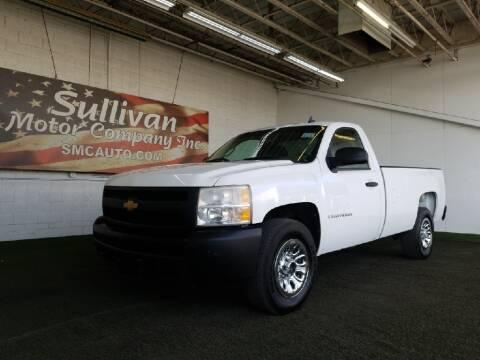 2008 Chevrolet Silverado 1500 for sale at SULLIVAN MOTOR COMPANY INC. in Mesa AZ