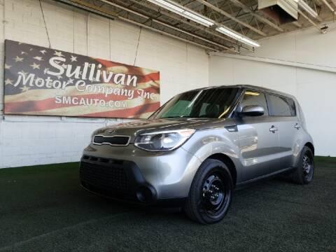 2014 Kia Soul for sale at SULLIVAN MOTOR COMPANY INC. in Mesa AZ
