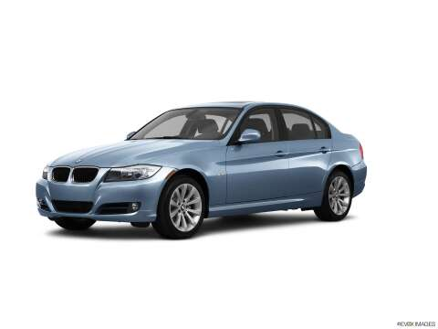 2011 BMW 3 Series for sale at SULLIVAN MOTOR COMPANY INC. in Mesa AZ