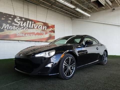 2015 Scion FR-S for sale at SULLIVAN MOTOR COMPANY INC. in Mesa AZ