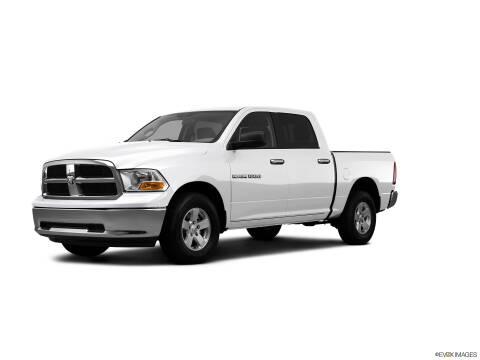 2012 RAM Ram Pickup 1500 for sale at SULLIVAN MOTOR COMPANY INC. in Mesa AZ