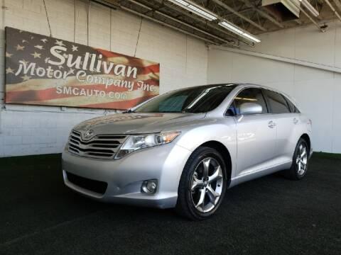2010 Toyota Venza for sale at SULLIVAN MOTOR COMPANY INC. in Mesa AZ