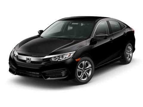 2016 Honda Civic for sale at SULLIVAN MOTOR COMPANY INC. in Mesa AZ