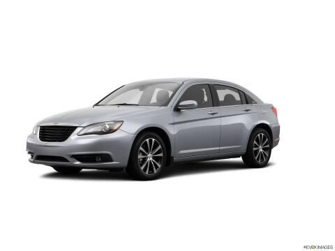 2014 Chrysler 200 for sale at SULLIVAN MOTOR COMPANY INC. in Mesa AZ
