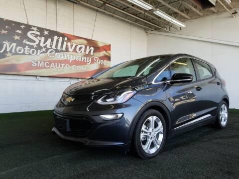 2017 Chevrolet Bolt EV for sale at SULLIVAN MOTOR COMPANY INC. in Mesa AZ