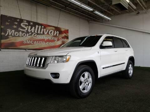 2011 Jeep Grand Cherokee for sale at SULLIVAN MOTOR COMPANY INC. in Mesa AZ