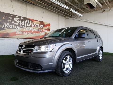 2012 Dodge Journey for sale at SULLIVAN MOTOR COMPANY INC. in Mesa AZ