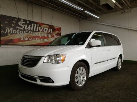 2016 Chrysler Town and Country for sale at SULLIVAN MOTOR COMPANY INC. in Mesa AZ