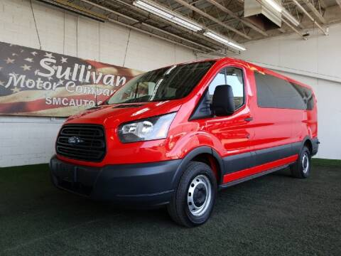 2018 Ford Transit Passenger for sale at SULLIVAN MOTOR COMPANY INC. in Mesa AZ