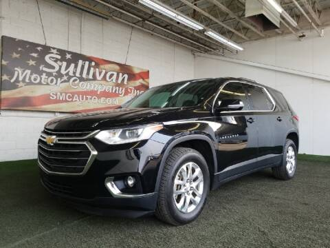 2018 Chevrolet Traverse for sale at SULLIVAN MOTOR COMPANY INC. in Mesa AZ