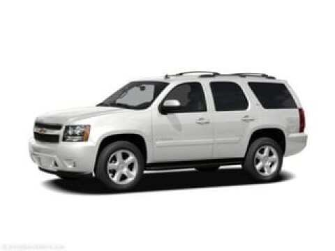 2010 Chevrolet Tahoe for sale at SULLIVAN MOTOR COMPANY INC. in Mesa AZ