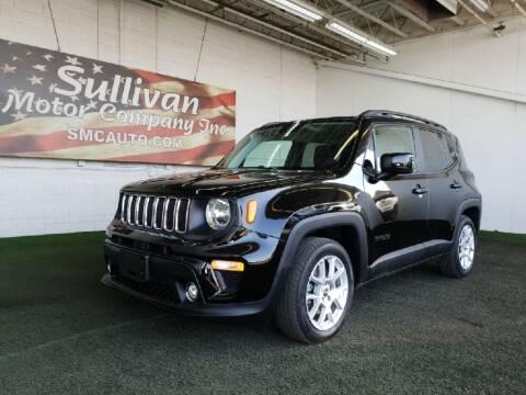 2019 Jeep Renegade for sale at SULLIVAN MOTOR COMPANY INC. in Mesa AZ