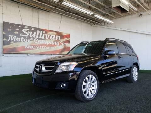 2012 Mercedes-Benz GLK for sale at SULLIVAN MOTOR COMPANY INC. in Mesa AZ