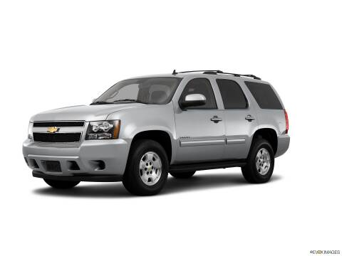 2013 Chevrolet Tahoe for sale at SULLIVAN MOTOR COMPANY INC. in Mesa AZ