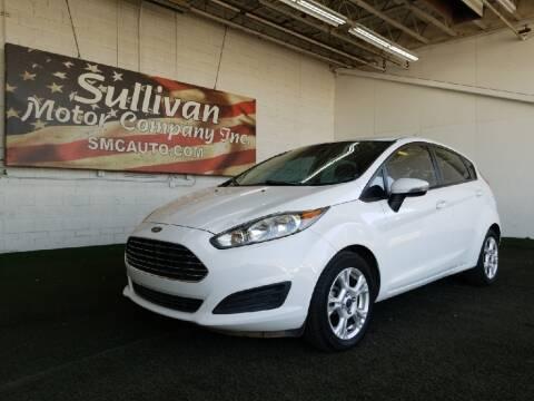 2014 Ford Fiesta for sale at SULLIVAN MOTOR COMPANY INC. in Mesa AZ