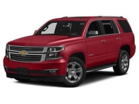 2016 Chevrolet Tahoe for sale at SULLIVAN MOTOR COMPANY INC. in Mesa AZ