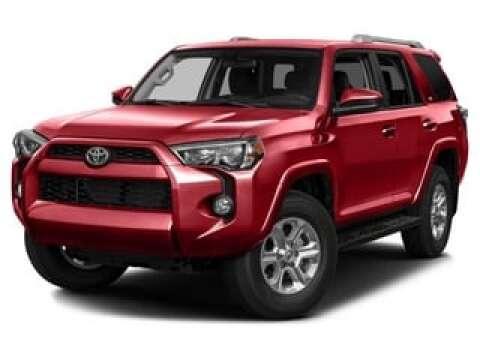 2016 Toyota 4Runner for sale at SULLIVAN MOTOR COMPANY INC. in Mesa AZ