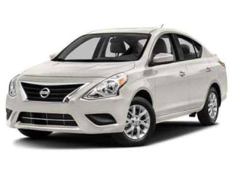 2017 Nissan Versa for sale at SULLIVAN MOTOR COMPANY INC. in Mesa AZ