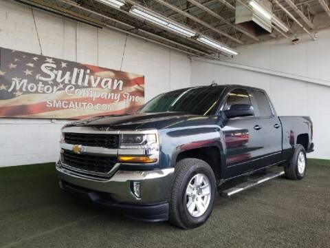 2017 Chevrolet Silverado 1500 for sale at SULLIVAN MOTOR COMPANY INC. in Mesa AZ
