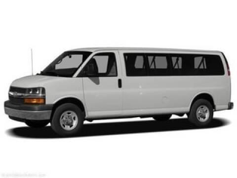 2010 Chevrolet Express Passenger for sale at SULLIVAN MOTOR COMPANY INC. in Mesa AZ