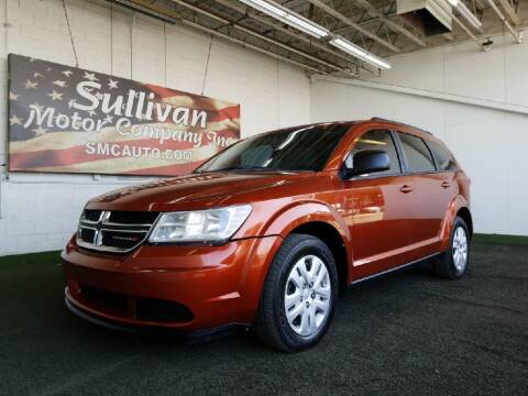 2014 Dodge Journey for sale at SULLIVAN MOTOR COMPANY INC. in Mesa AZ