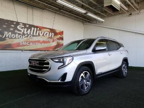 2019 GMC Terrain for sale at SULLIVAN MOTOR COMPANY INC. in Mesa AZ