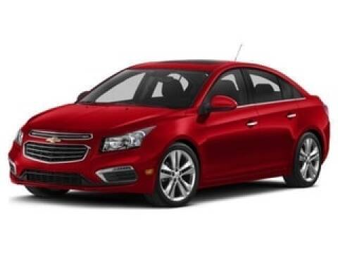 2015 Chevrolet Cruze for sale at SULLIVAN MOTOR COMPANY INC. in Mesa AZ