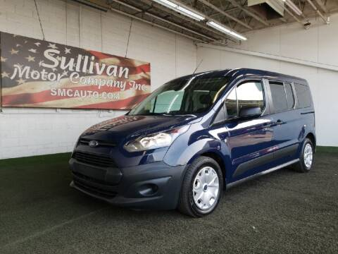2017 Ford Transit Connect Wagon for sale at SULLIVAN MOTOR COMPANY INC. in Mesa AZ