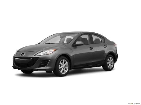 2010 Mazda MAZDA3 for sale at SULLIVAN MOTOR COMPANY INC. in Mesa AZ