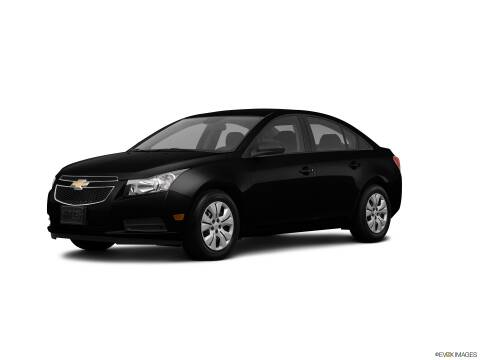 2013 Chevrolet Cruze for sale at SULLIVAN MOTOR COMPANY INC. in Mesa AZ