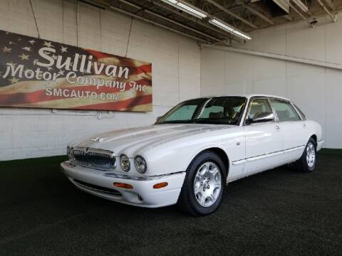2001 Jaguar XJ-Series for sale at SULLIVAN MOTOR COMPANY INC. in Mesa AZ