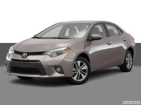 2016 Toyota Corolla for sale at SULLIVAN MOTOR COMPANY INC. in Mesa AZ