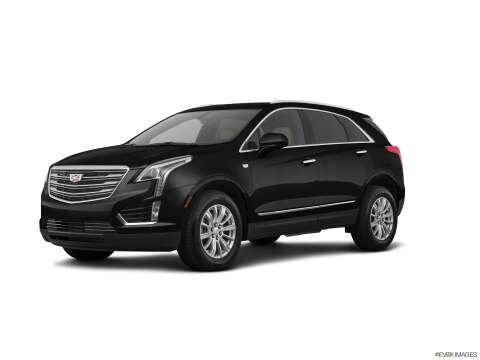 2018 Cadillac XT5 for sale at SULLIVAN MOTOR COMPANY INC. in Mesa AZ
