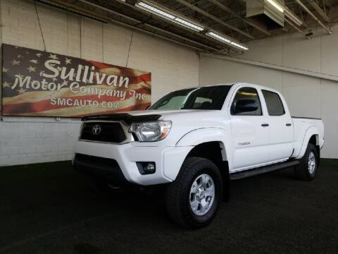 2015 Toyota Tacoma for sale at SULLIVAN MOTOR COMPANY INC. in Mesa AZ