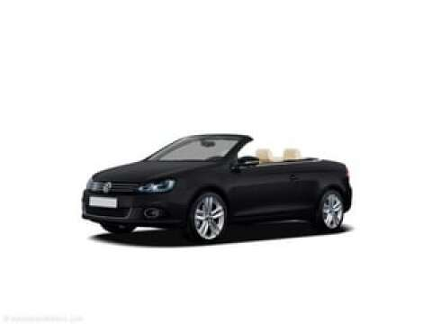 2012 Volkswagen Eos for sale at SULLIVAN MOTOR COMPANY INC. in Mesa AZ