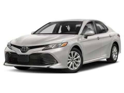 2018 Toyota Camry for sale at SULLIVAN MOTOR COMPANY INC. in Mesa AZ